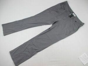 Buffalo Bills Travis Mathew Pants Men's Gray Tencel Dress Used Multiple Sizes
