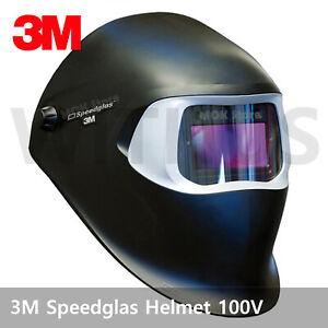 3M Speedglas Helmet 100V Welding with Auto-Darkening Filter size (44 x 93 mm)