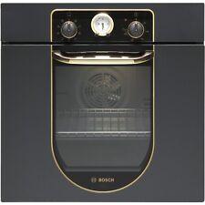 Bosch Retro Design Elektro Ofen Einbau Backofen Autark Herd Einbauherd Style NEU
