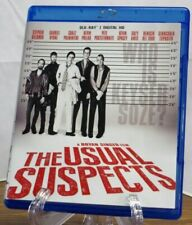"""The Usual Suspects"" (Blu-Ray,1995)~Media Special!~25% Off 4 Or More!"