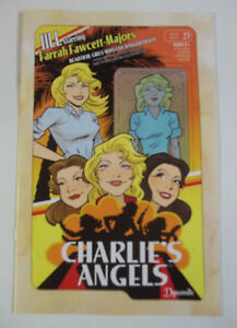 Charlie's Angels #1 (1st Print) San Diego Comic Con Exclusive Variant 9.6 NM+