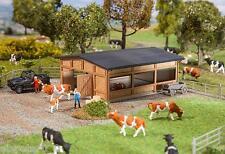 Viehunterstand, Faller Modell Bausatz Miniaturwelten H0 (1:87), Art. 130547