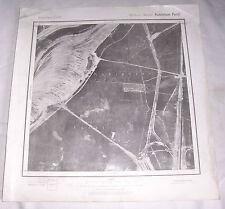 Riesiges Luftbild RML 2 Wk IIWW 1943 Koblenzer Forst Fliegeraufnahme LW !