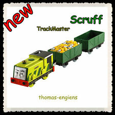 Thomas the tank engine  TRACKMASTER Train Scruff 【compatible with all tracks】BN
