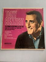 Tony Bennett~I've Grown Accustomed To Her Face~Vinyl LP Record Guest GS-1485