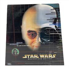 "Star Wars 13.5"" Masterpiece Edition ANAKIN SKYWALKER Story of Darth Vader NIB"