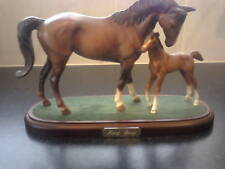 "Beswick Royal Doulton special edition ""First Born"" on plinth as per picture"