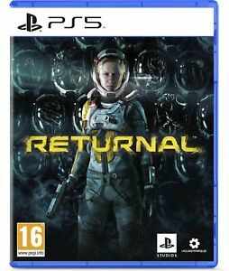 Returnal (PS5) Brand New & Sealed Free UK P&P