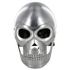 Medieval Fantasy Knight Skull 18 Gauge Combat Warrior Helmet