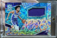 2018-19 Spectra Marvin Bagley III Rookie Patch Auto RPA RC On Card Autograph /99