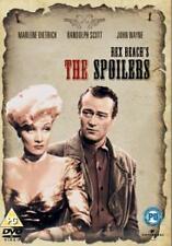 DVD:THE SPOILERS - NEW Region 2 UK