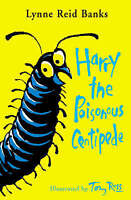 Harry the Poisonous Centipede: A Story To Make You Squirm (Red Storybook), Banks