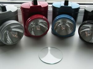 Glass lens for Ever Ready Bicycle Lamps / Lights