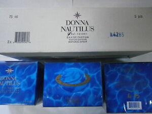 DONNA NAUTILUS 75 ml. + 40 ml. EDP Lot of 2 pieces ! ORIGINAL & 100% AUTHENTIC !