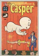 Friendly Ghost Casper #66 February 1964 G/VG