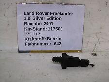 Land Rover Freelander Silver Edition Bj. 2001 Schalter Motorhaube AMR5633