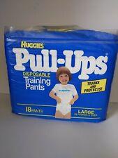 Vintage diapers Huggies Pull-Ups VINTAGE Rare!