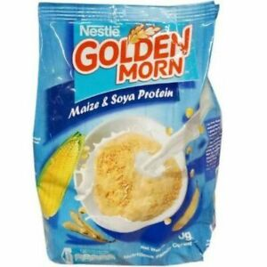 Nestle Golden Morn Maize & Soya Protein (500g)