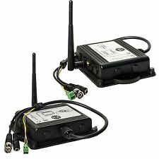 CCTV 2.4G Wireless Video RS485 Transmitter Receiver for PTZ camera