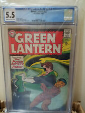 GREEN LANTERN #32 CGC 5.5 CREAM TO OFF-WHITE Kane cover/art!