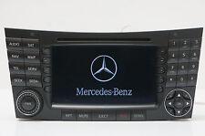 04-08 Mercedes W211 E320 Comand Unit Navigation Radio CD Player OEM A2118276342