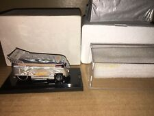 Liberty Promotion Collection Builder VW Drag Bus Silver Rebel Run Rare 32/250