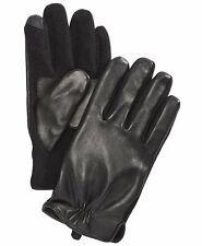 Polo Ralph Lauren Men's Nappa Hydrid Gloves Black