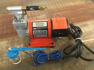 Badger air brush model 80-1 compressor w/ Badger Air Brush