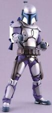 Star Wars Real Action Heroes Jango Fett Action Figure [With Jetpack]