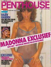Penthouse NL Netherlands 1987/09 - Madonna Louise Ciccone - Linda Johnson