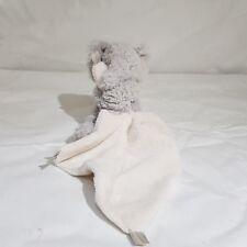 Little Jellycat Soft Plush Toy Baby Comforter Comfort Blanket Grey Elephant