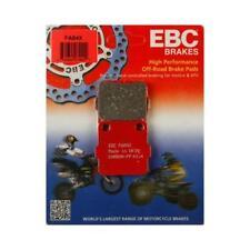 EBC X Front Brake Pads for 99-13 TRX400EX 400X 03-05 KFX400 03-14 LTZ400 FA84X