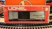 Lionel O MPC B&O Autocar 6-9701 C-7/P-7