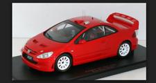 Peugeot 307 WRC Stradale 2005 rosso 80557 1/18 AutoArt