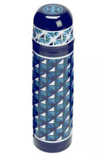 Tory Burch Thermos Blue 17 oz Vacuum Sealed Flask / Bottle For Target  blue
