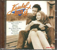 DOPPEL-CD  KUSCHELROCK 14 Adams Corrs Anastacia Clapton Lopez Sasha..SONY 2000