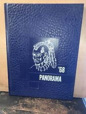 Antrim New Hampshire 1968 Class Year Book, Panorama.