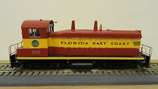 Life-Like HO JF029 rare F.E.C. #226 SW-7 diesel loco w/DCC ADDR: 226 & manual.