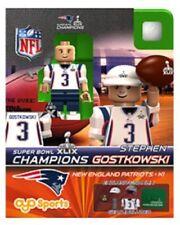 Stephen Gostkowski OYO NFL 2015 SUPER BOWL CHAMPIONS XLIX 49 England Patriots