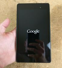 ASUS GOOGLE NEXUS 7 2ND GEN 2013 32GB 4G LTE WI-FI TABLET BLACK ANDROID 6.0