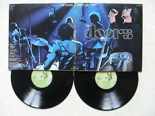 "2 LP 33T THE DOORS ""Absolutely live""  ELEKTRA EKS-9002 USA §"