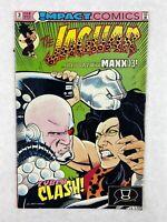 The Jaguar 3 October 1991 Impact DC Comics