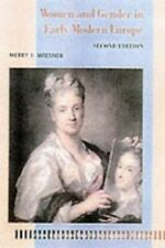 Women and Gender in Early Modern Europe (New A... by Wiesner, Merry E. Paperback