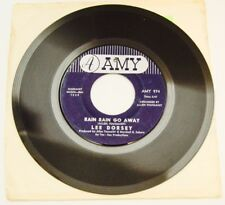 Lee Dorsey Rain Rain Go Away / Gotta Find A Job Vtg AMY 45 Funk R&B Soul
