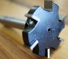 Router Bit Solid Surface Planer 6 Flute Carbitool Carb-I-Tool TSS 13 1/2