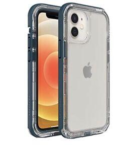 NEW LIFEPROOF NËXT CASE iPHONE 12 MINI Clear/Lake(Blue)