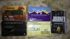 Collectible Casino Hotel Cards (From Nevada) Lot of 5 Different