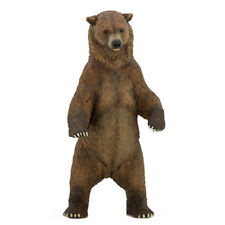 PAPO Wild Animal Kingdom Grizzly Bear 50153 NEW