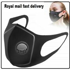 Washable Face Cloths Air Purifying Mouth Nose Filter Respirator