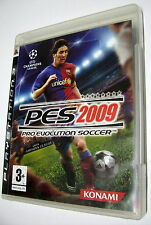 Pro Evolution Soccer 2009 - gioco PS3 Sport Calcio (in Inglese)